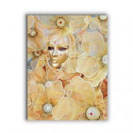 Tablou Canvas Venice Golden Lady