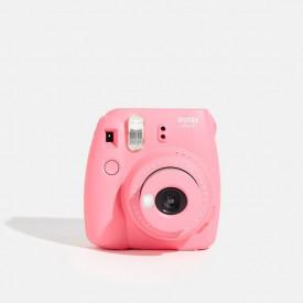 Fujifilm Instax Mini 9 - Aparat Foto Instant cu set de 10 poze