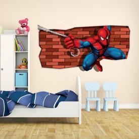 Spiderman in actiune