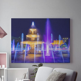 Tablou Canvas Arteziene Noaptea