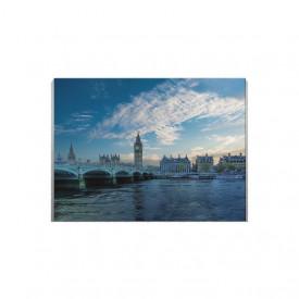 Tablou Canvas Blue London