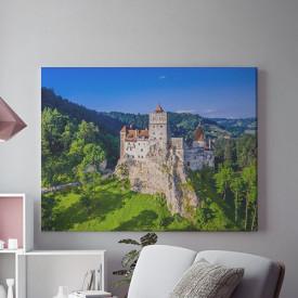 Tablou Canvas Castelul Bran