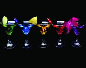 Tablou canvas - cocktails