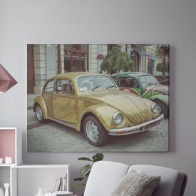 Tablou Canvas Masini de Colectie