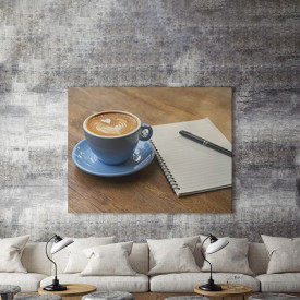 Tablou Canvas Pagina goala