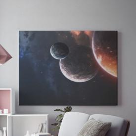 Tablou Canvas Planets