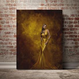 Tablou Canvas Zeita de aur