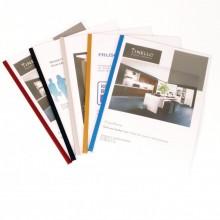 Coperta Unibind - UniCover Flex marime XL, 120-220pag - 48buc/cutie - 5cutii