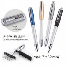 Stampila tip pix - Pen Stamp - Alu Magnet