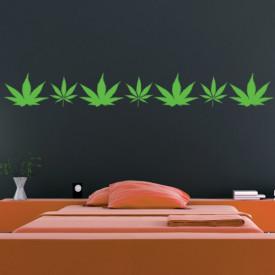 Sticker Weed Cannabis