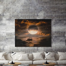 Tablou Canvas Full Moon