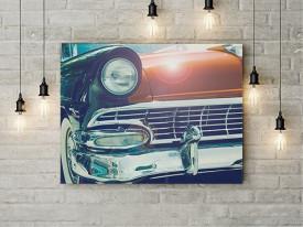 Tablou Canvas Old school car