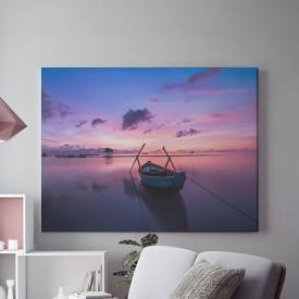 Tablou Canvas Peacefull sunset