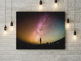 Tablou Canvas Privind infinitul