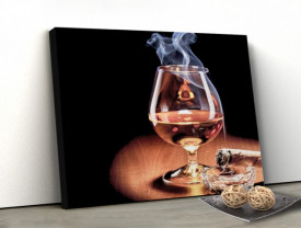 Tablou canvas - Whisky