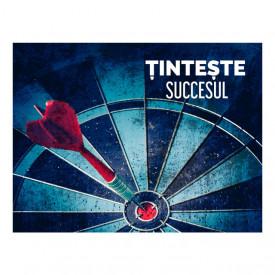 Tablou motivational - Tinteste succesul