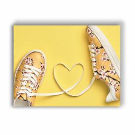 Tablou Yellow love