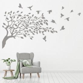 Bird Tree Branch