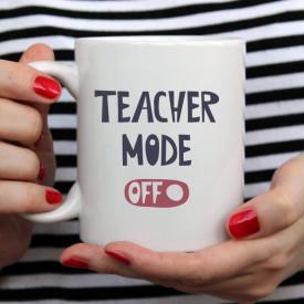 CANA TEACHER MODE OFF