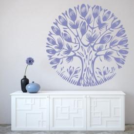 Sticker Oak Tree Centrepiece