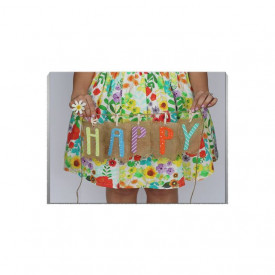 Tablou Canvas Colorful Happy