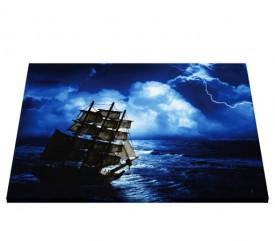 Tablou canvas - corabie 03