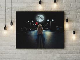 Tablou Canvas Midnight bear