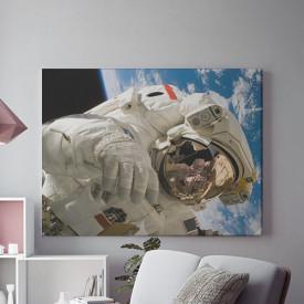Tablou Canvas Selfie in spatiu
