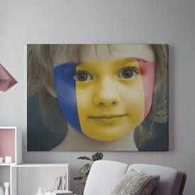 Tablou Canvas Young Romania