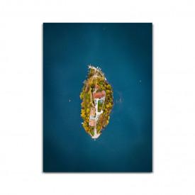 Insula vazuta de sus