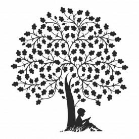 Sticker Oak Tree Nursery