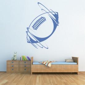 Sticker Rugby Ball