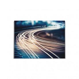 Tablou Canvas Long Exposure Traffic Lights