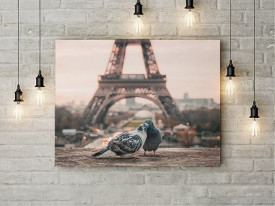 Tablou Canvas Love in Paris