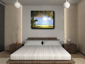 Tablou canvas - Peisaj exotic 01