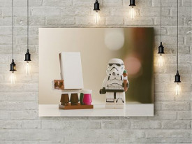 Tablou Canvas Stormtrooper