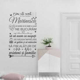 Bine ati venit in casa familiei - Familia ta