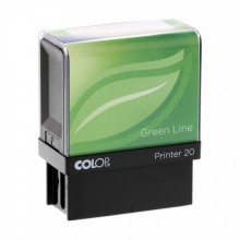 Stampila de birou Colop Printer 20 Green line