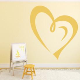 Sticker Love Heart Valentines