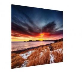 Tablou canvas - apus de Soare 02