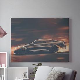 Tablou Canvas Fast Car