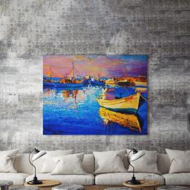 Tablou Canvas In port