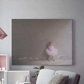 Tablou Canvas Micuta Balerina