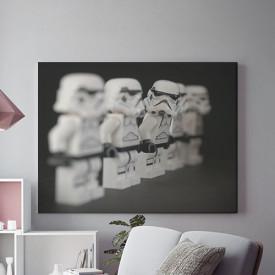 Tablou Canvas Rebel trooper