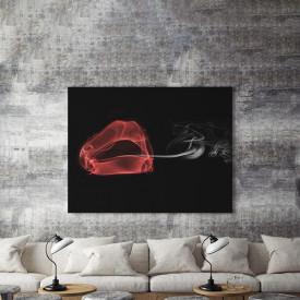 Tablou Canvas Sexy smoke