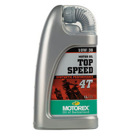 Poze MOTOREX - TOP SPEED 10W30 - 1L