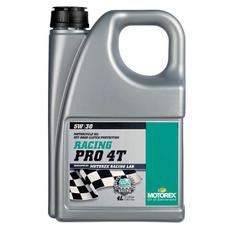 MOTOREX - RACING PRO 5W30 - 4L