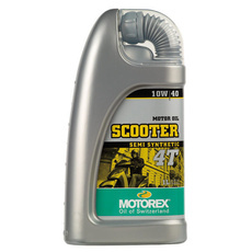 MOTOREX - SCOOTER 10W40 - 1L