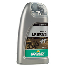 MOTOREX - LEGEND 20W50 - 1L