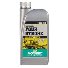 MOTOREX - FOUR STROKE 10W40 - 1L